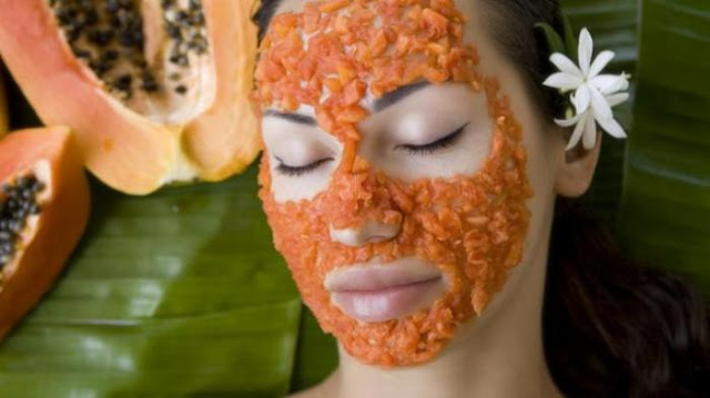 Cara Mudah Menghilangkan Jerawat Dengan Masker Buah Pepaya