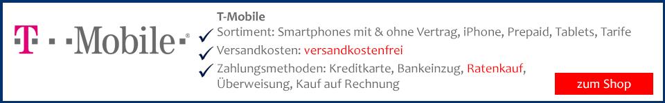 Handy oder Smartphone mit Lastschrift kaufen bei Telekom