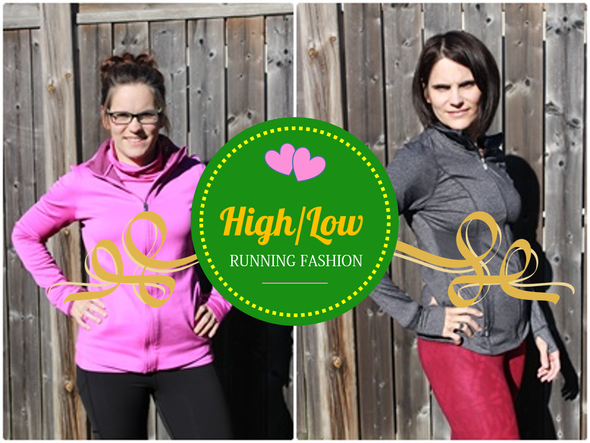 Title image for High Low Running Fashion