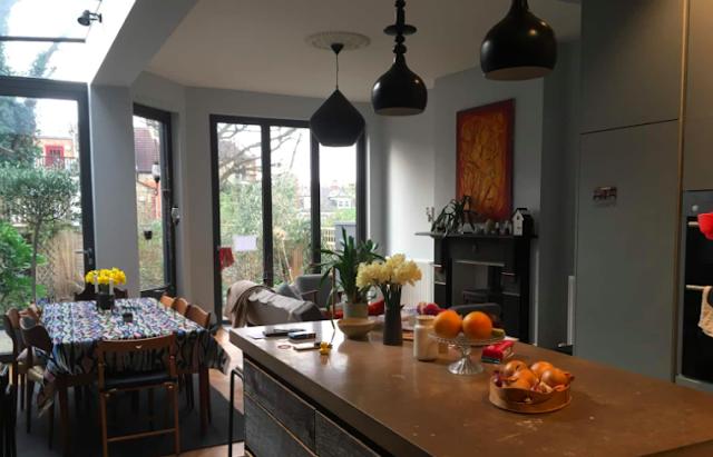 luxury house sit london