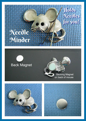 Needle Minders for Needlework & Sewing Enthusiasts Reviewed
