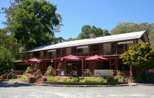 Black Spur Inn, Narbethong