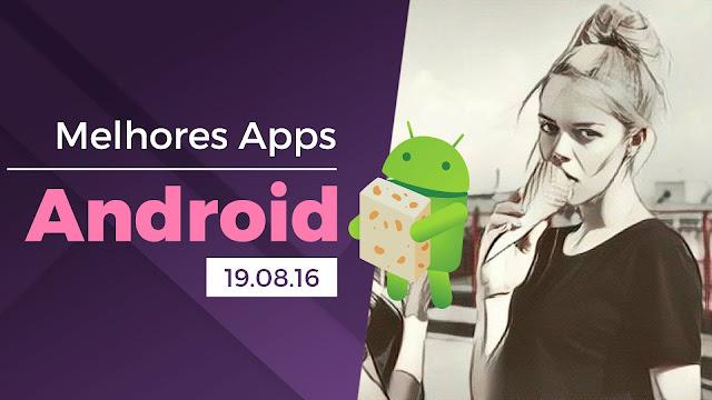 Confira os melhores apps para Android em 2016!