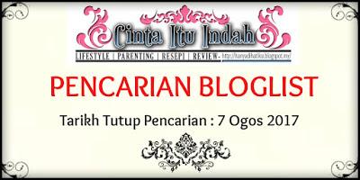 Pencarian Bloglist