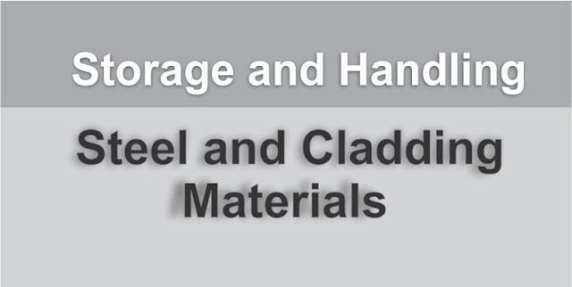 Storage and handling Steel and Cladding materials