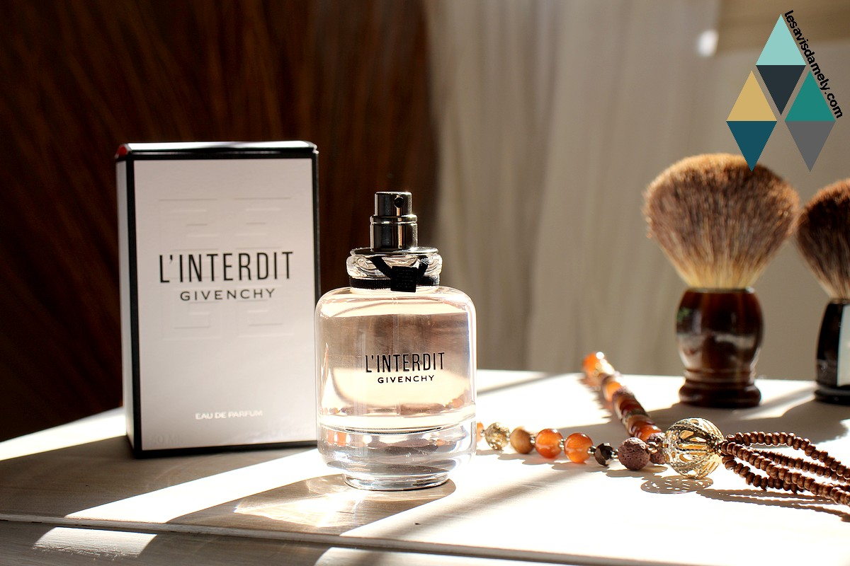 test et avis parfum fragrance haute couture Givenchy