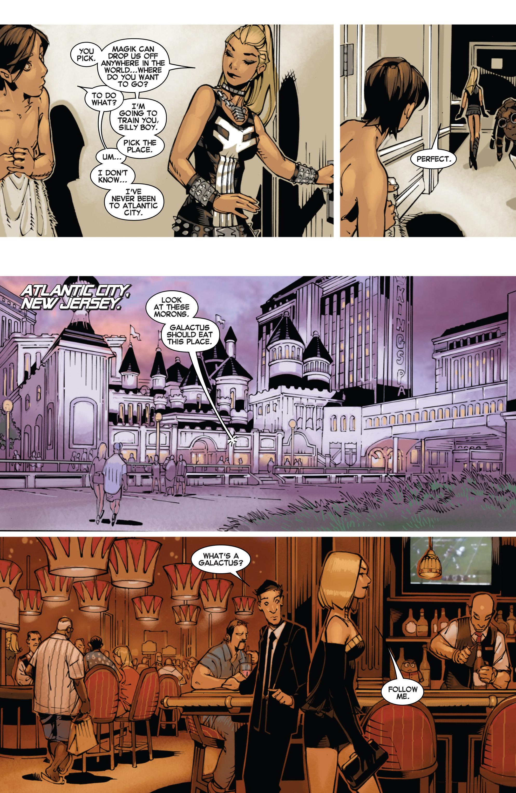 Read online Uncanny X-Men (2013) comic -  Issue #14 - 10