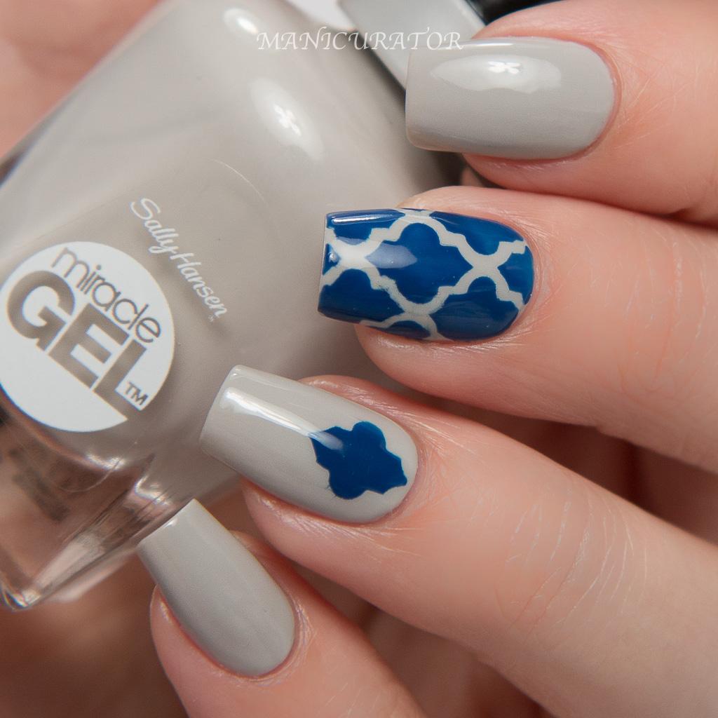 Sally Hansen Miracle Gel Beet Pray Love Beauty Nails Community