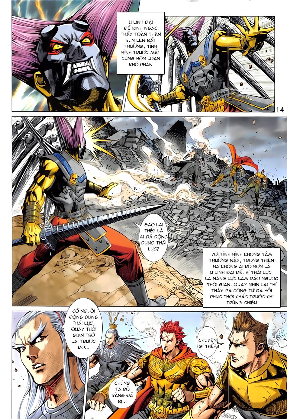 Xuân Thu Chiến Hùng Chap 344 page 13 Congtruyen24h