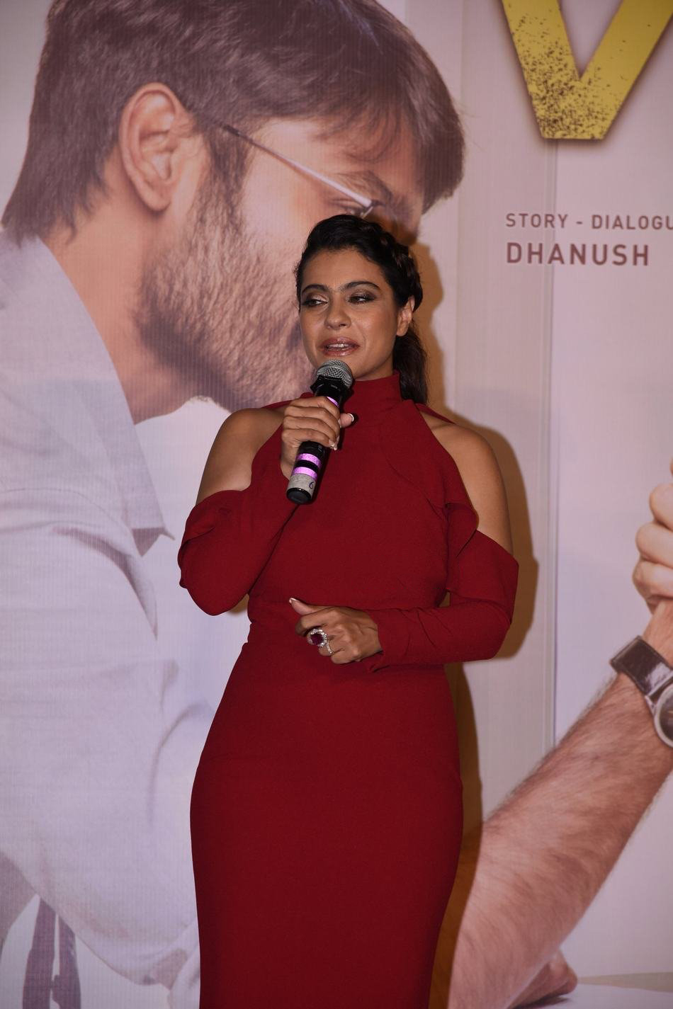 Kajol at VIP 2 Audio Launch Event Gallery