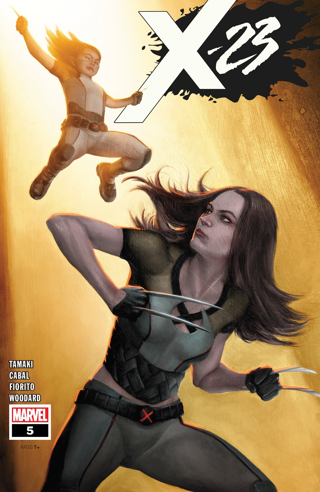 X-23 (2018)  5 Page 1
