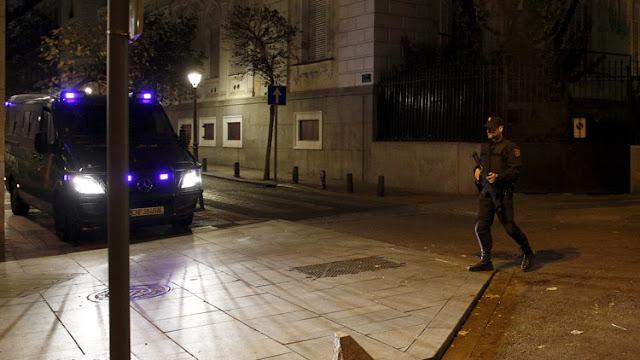 """España arresta a un exmiembro de sus """"escuadrones de la muerte"""" por sus vínculos con el EI"""