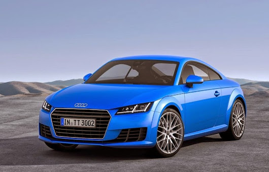 Audi TT Coupe 2015 ~ Hottest Cars Today