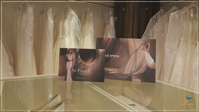Vestidos de noiva Pronovias na SAX Department