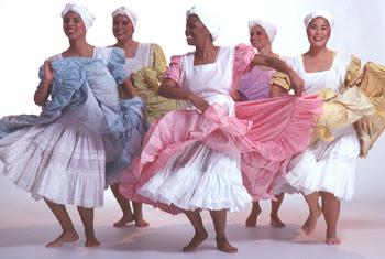 Landò, traditonal dance in Peru