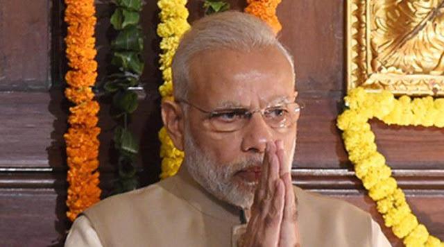 सपनों का भारत बनाने को PM मोदी ने जनता से मांगे 50 दिन