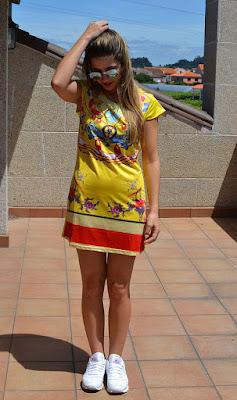 opciones de Vestidos Casuales Estampados