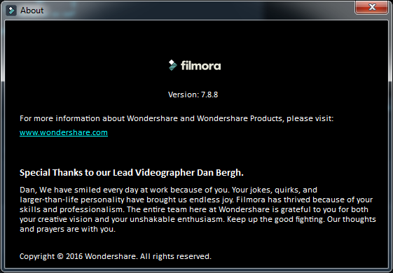 Wondershare Filmora 7.8.8 + Registration Code