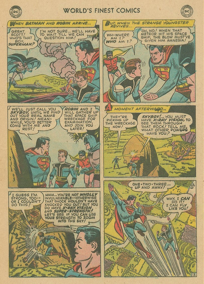 Read online World's Finest Comics comic -  Issue #92 - 18