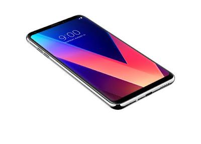 Review Smartphone LG V30 6-Inch Display dan Dual Kamera Spesifikasinya