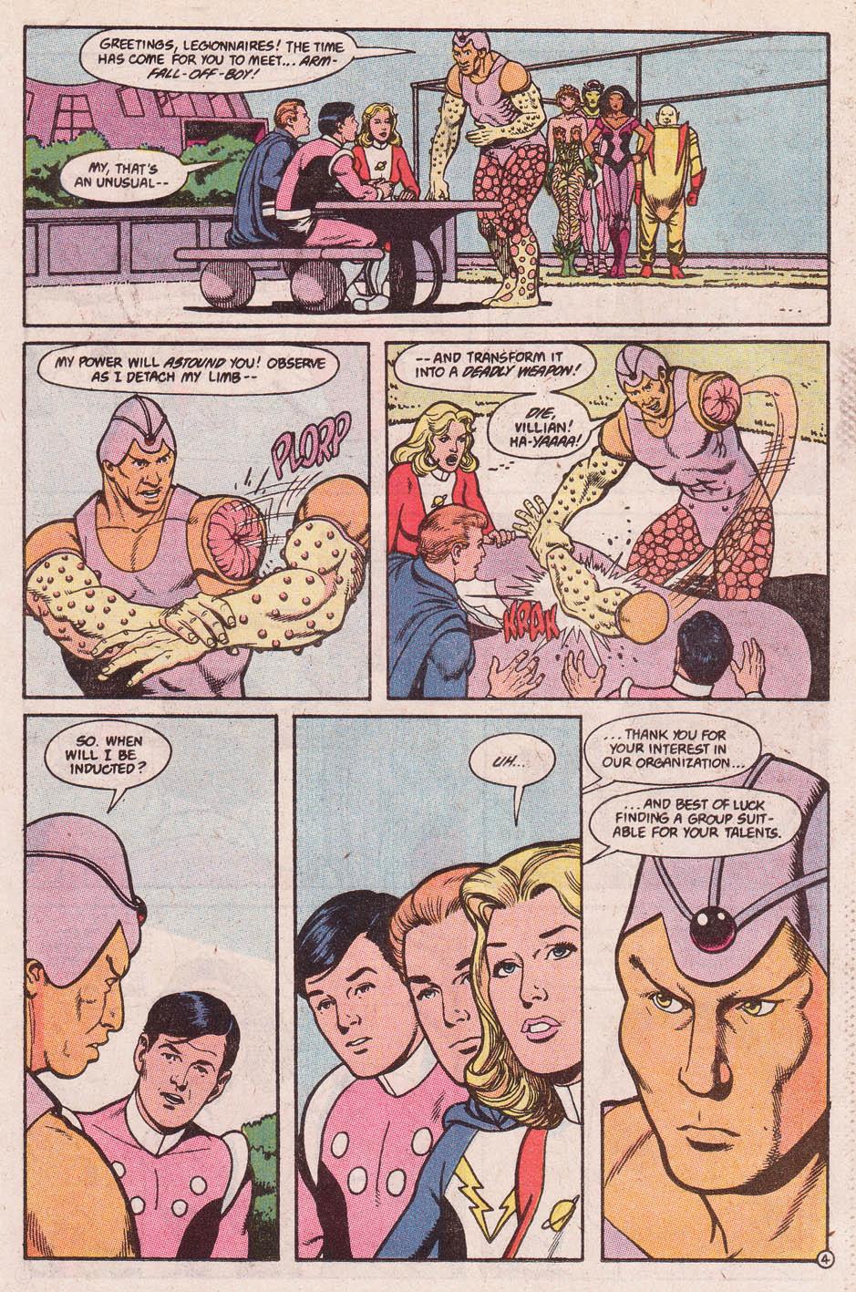 Read online Secret Origins (1986) comic -  Issue #46 - 30