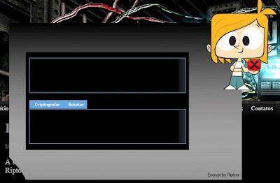 criptografador html