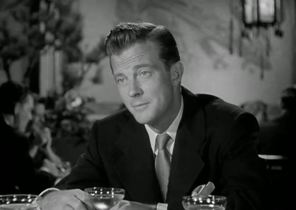 William Lundigan in The House on Telegraph Hill (1951)