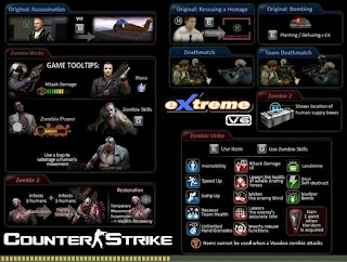 Gameplay Counter Strike Xtreme v6