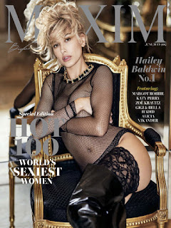 Revista Maxim USA – Junio Julio 2017 PDF Digital