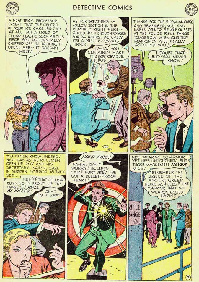 Read online Detective Comics (1937) comic -  Issue #174 - 26