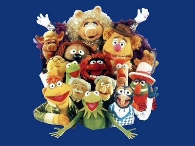 Muppets baby