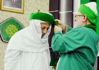 Habib Lutfi bin Yahya: Teriak Jihad Tapi Lupa Kepada Allah