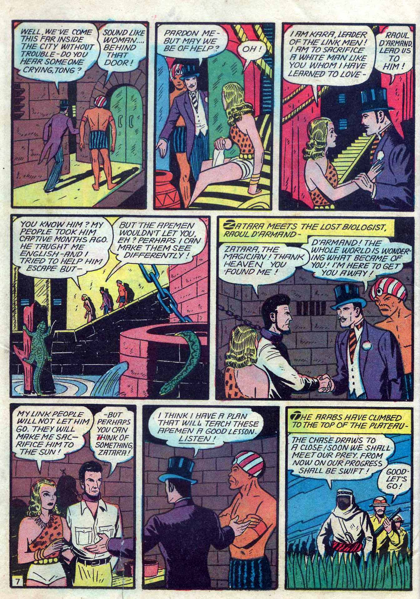 Read online Action Comics (1938) comic -  Issue #27 - 66