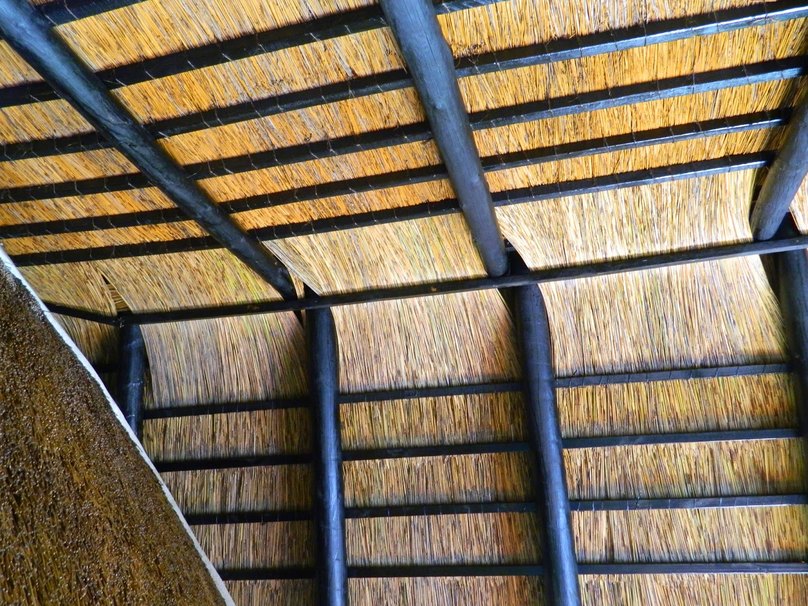 A Newly Converted Thatch To Onduvilla Roof In Port Elizabeth