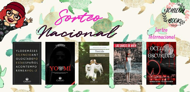 SORTEO EN EL BLOG EVERYTHING IN PANIC