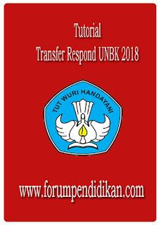 Tutorial Transfer Response UNBK 2018