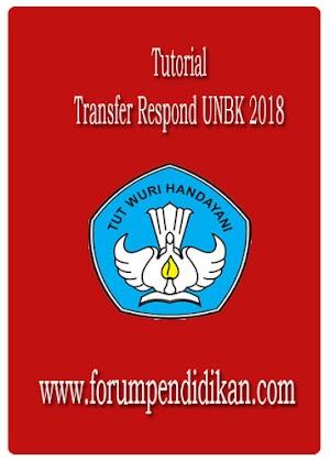 Transfer Response UNBK 2018