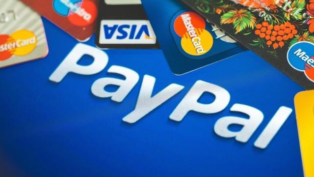 Verifikasi PayPal dengan VCC