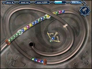 لعبة كرات اللؤلؤ الأسطورية Mythic Pearls