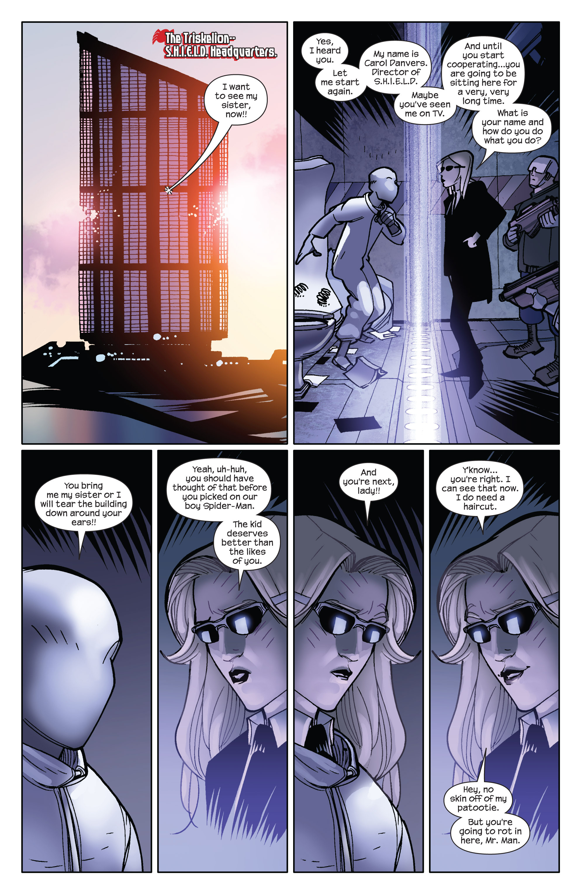 Read online Ultimate Spider-Man (2009) comic -  Issue #14 - 18