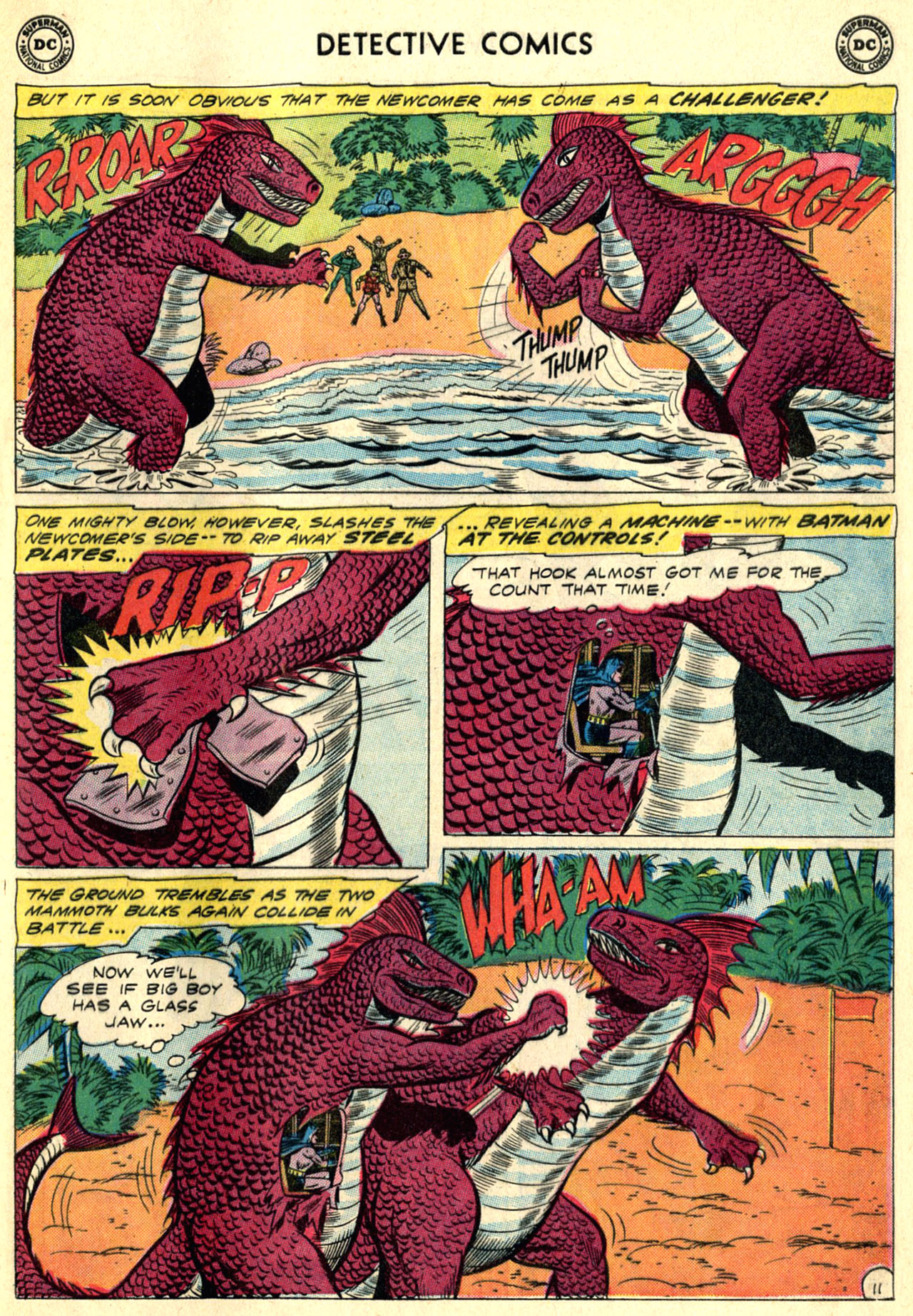 Detective Comics (1937) 297 Page 12