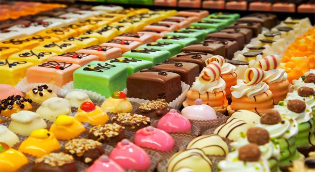 Olive Sweets shop
