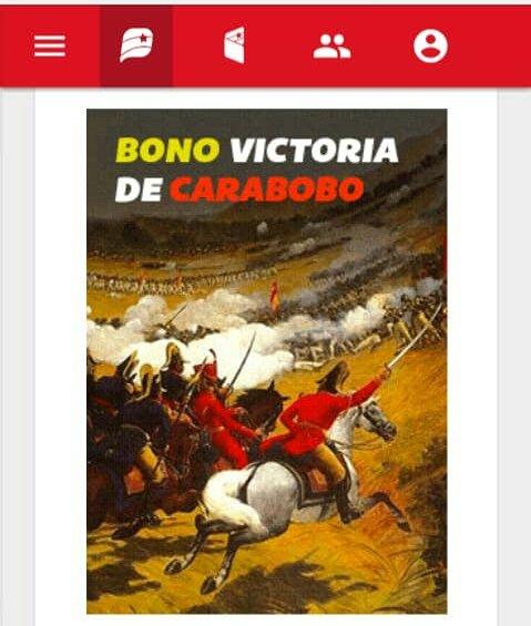 Activada aplicación VeQR para registrarse en el Bono Victoria de Carabobo