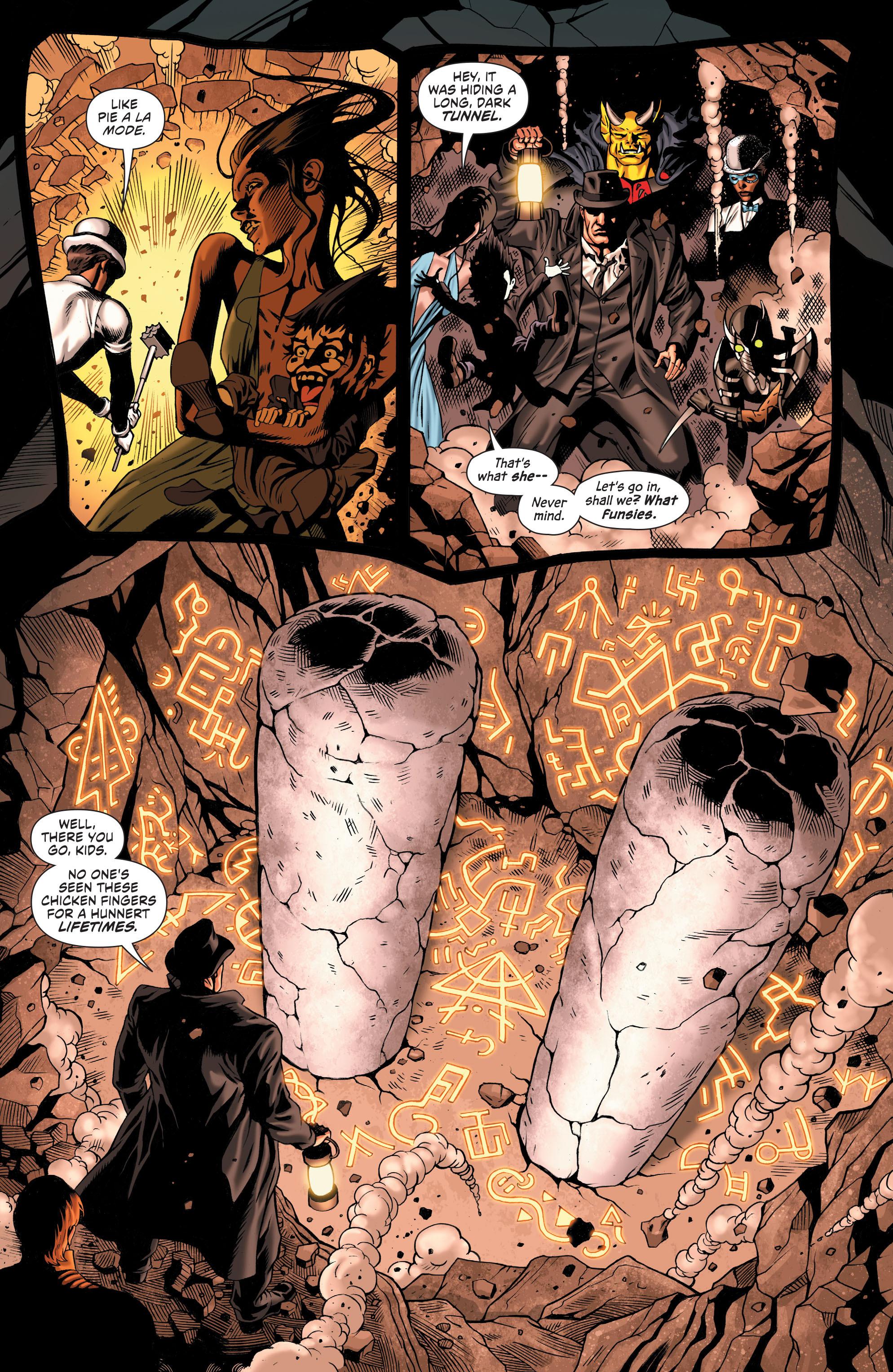 Read online Secret Six (2015) comic -  Issue #10 - 9
