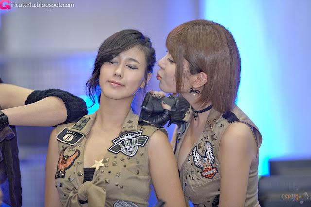 xxx nude girls: Lee Yoo Eun - G-Star 2011