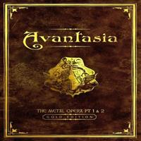 [2008] - The Metal Opera Pt 1 & 2 - Gold Edition (2Discos)