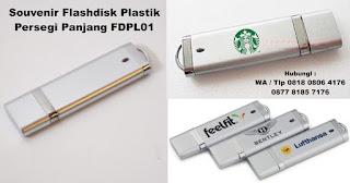 USB Flashdrive Plastik Persegi Panjang, USB Plastik Persegi Panjang FDPL01, Usb Plastik Klik FDPL01, Flashdisk Silver Standar, USB Plastic PL01 yang kami jual dengan harga terjangkau