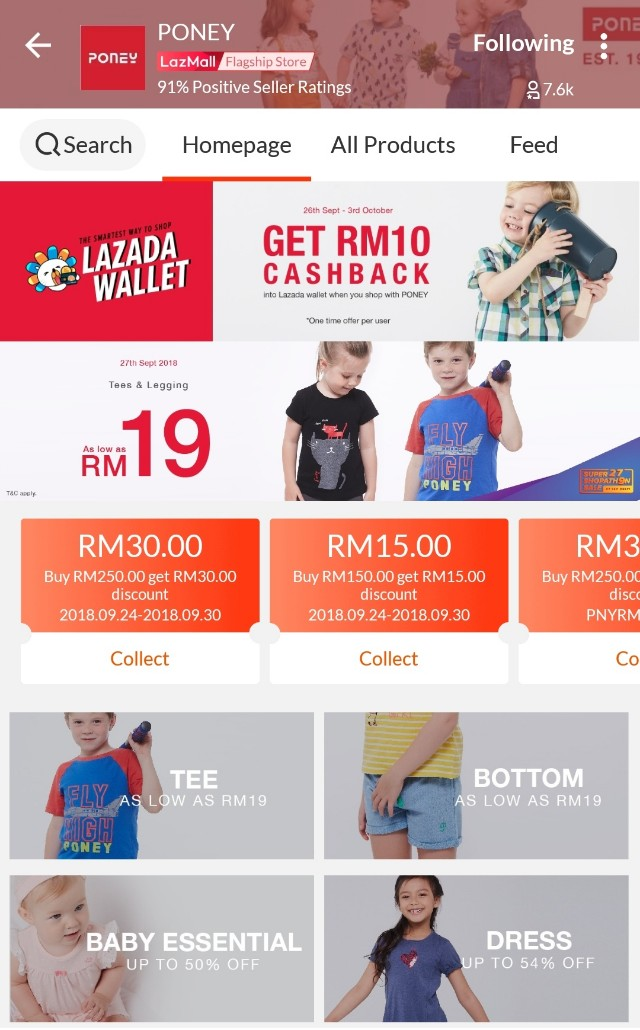 Lazada Shopathon Blogger Contest session 2 kembali daaa!