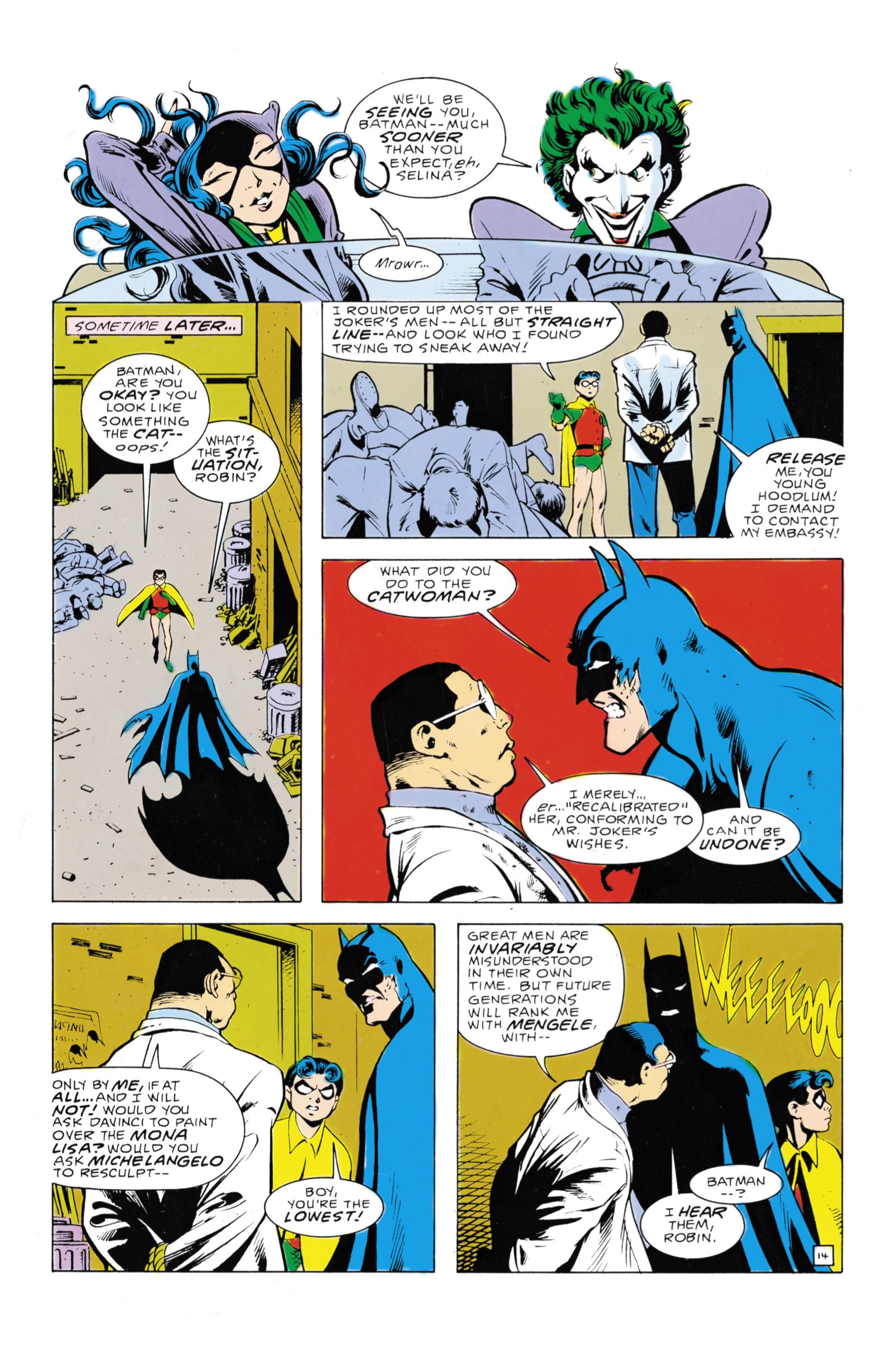 Detective Comics (1937) 570 Page 14