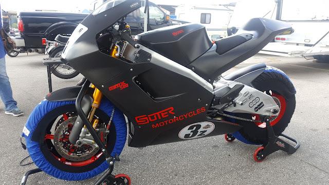 Suter MMX 500 Two Stroke